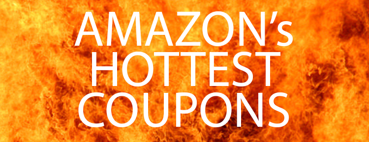 Amazon's Hottest Coupons